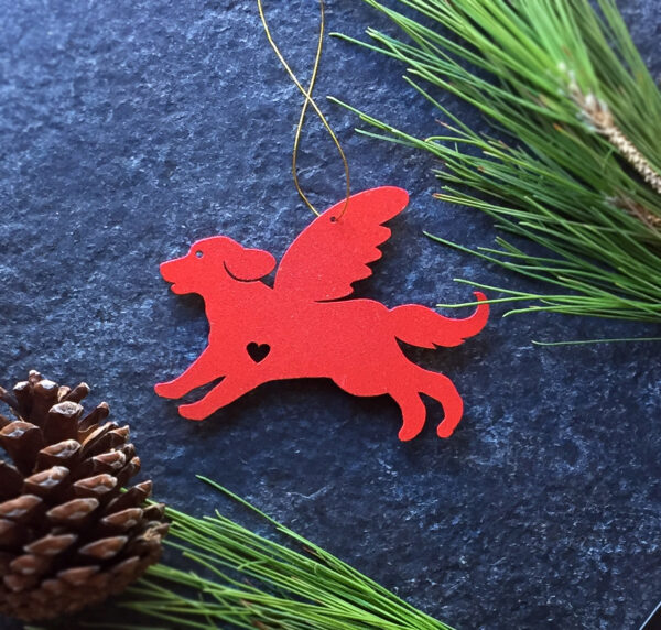Retriever Ornament